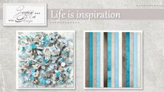 Life is inspiration by Jessica art-design