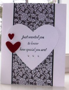 MMTPT235 - Hearts for Mother by Twinlynn - Cards and Paper Crafts at Splitcoaststampers