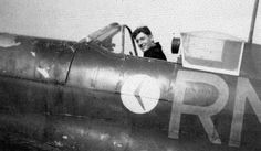 """Shot down in a surprise attack over Kent on 5 September 1940, F/O Desmond FB """"Des"""" Sheen of No 72 Squadron RAF, though wounded, managed to exit Spitfire Mk I RN-J while hurtling towards the ground. Sucked out of the cockpit, the 22-year-old Australian found his boots caught on the windscreen and left lying on top of the fuselage. On pulling the ripcord and landing in trees, he was greeted with """"You left it a bit late"""" and handed a flask by a policeman on a bicycle."""