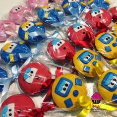 Doces para Festa Super Wings