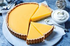 This tart is perfect for summer entertaining. Recipe by delicious. reader Robyn Cuskelly.