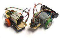 Robot Race Contest: SPURT - Kick Me To Science - Universität Rostock