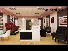 Nails Salon Interior Design Ideas _KACIE NAILS SALON_1 DAY REMODEL PROJE...
