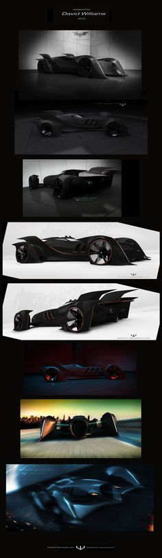 I decided to compile all my favorite renders of my Batmobile concept in one image so it's easier to view : ) Justice League Batmobile concept Batman V Superman Movie, Batman Car, Batman Batmobile, Batman Stuff, Animated Man, Nananana Batman, Concept Draw, Airplane Art, Comic Book Pages
