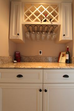 2010 finalist on cg stocked and ready to serve use of for Wine rack in kitchen ideas