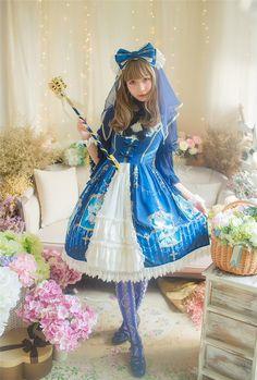 ✨✨ #LolitaUpdate: [-✙-The Secret Key of Elves-✙-] Series