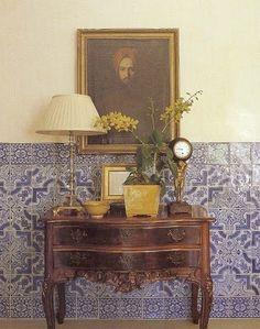 reproductions of 18th century portuguese tilem reproductions of 18th century portuguese tile
