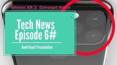 Tech news hindi episode 6# iphone concept leaks,motorola razr4 Led Ring Light, News Channels, Black Mirror, Tech News, New Experience, Career, Presentation, Concept, Iphone