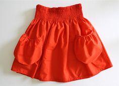 Tutorial: Summer Skirt with Deep Pockets