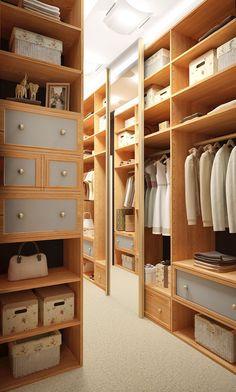 cabina de diseño carisma armario