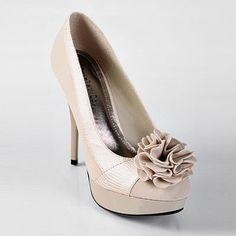 Journee Collection Sandy Platform High Heels - Women