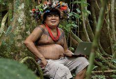 Referência Indígena - Ligação com o nome da agência