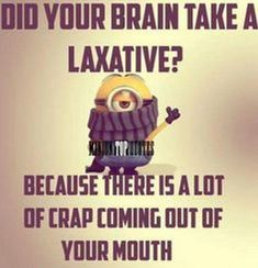 From minions …. Of course I talk to myself, I need an expert advise … below are some more similar hilarious minions pictures and funny memes, hopefully you will enjoy them ALSO READ: Minion Meaning ALSO READ: Top 25 Funny Graduation Captions Minions Images, Funny Minion Pictures, Funny Minion Memes, Minions Love, Minions Quotes, Funny Jokes, Minion Humor, Minion Sayings, Hilarious Quotes