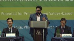Global Peace Convention 2017 Economic Forum 2: Kartikeya Sharma