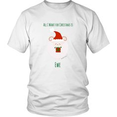 Mello Madness Designs - All I Want is Ewe