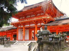 Kasuga-taisha, Nara