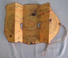 Mapa del tesoro Los Goonies 40 x 27 cm. Willy el tuerto Divertida réplica para los fans del clásico de aventuras, <STRONG>Los Goonies</STRONG>, del mapa de<STRONG> Willy el Tuerto</STRONG>...