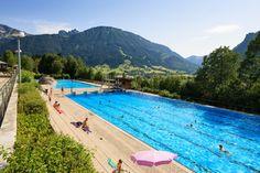 Alpenbad Pfronten - Foto by E. Reiter