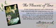 The Flowers of Time is now out!   Follow our determined lady botanist and our non-binary explorer as they travel over the mountains of Kashmir and Ladakh in 1780. It's a trip fraught with perils for both of them, not least those of the heart.   #FlowersofTime #queerbooks  #FFRomance #QueerRomance #LesbianRomance #LesFic #NonBinaryRomance #EnbyRomance #Enby #LGBTQ #LGBTQreads #LGBTQRomance #LGBTQBooks #Romance #OwnVoices #AmWriting #wlw #eighteenthcentury #18thc #promoLGBTQ #writeLGBTQ