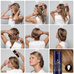 Čeká vás ještě letos svatba? A co zkusit vlasy zaplést jako v soutěžním tutorialu č. 2?