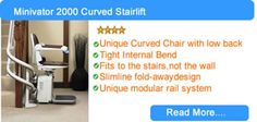 Caremore Review Curved Stairlifts