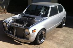1979 Honda Civic K-power build - Takes me back, reminds me of the '82 Civic wagon and '79 Accord my family had throughout my childhood.