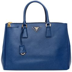 I have craving for Blue bag this season!