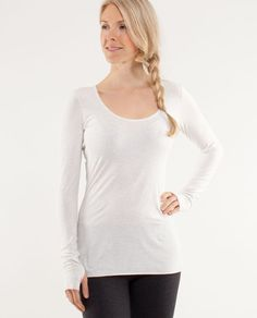 My Mantra Long Sleeve-have this, love it and need more