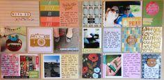 Mrs Crafty Adams: Project Life Week 23
