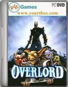 Overlord II Black Box Game - FREE DOWNLOAD - Free Full Version PC Games and Softwares