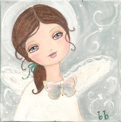 Angel of Hope  - I LOVE HER... so pretty... eyes so shiny