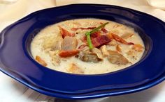 Newfoundland Cod Chowder from Food.com: A Canadian fish chowder posted for ZWT4.