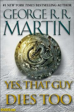 """Yes, That Guy Dies Too"" by George R.R. Martin"