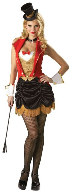 "I'm usually not a fan of the ""it's halloween so I can dress like a skank-costumes"".. but this one's at least cute."