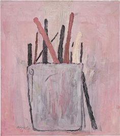 Philip Guston - Brushes, 1969