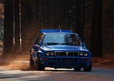 Lancia Delta Integrale Love Check out with every Classic Race Cars, Hatchback Cars, Delta Force, Lancia Delta, Rally Car, Retro Cars, Amazing Cars, Awesome, Cars And Motorcycles