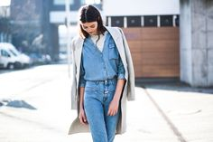 Denim loyalty is a real thing. When you find a denim label you love and loves you back in the form of a perfect fit, why look elsewhere? So I suppose I can blame my faithfulness for whyClosed denim has been sneakingunder my radar since 1978. The German brand has been taking its design cuesfrom
