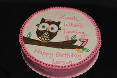 Owl Birthday Cakes | share this twitter facebook pinterest print email like this like ...