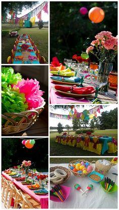 Fiesta Party Theme Cute DIY shakers