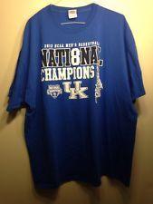 Vintage t-shirt, University of Kentucky Wildcats,2012 champions, 2xl