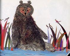 The Lazy Bear Brian Wildsmith Franklin Watts, Inc., 1974