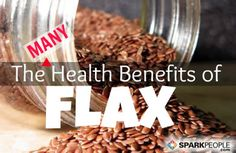 Although flaxseed has been eaten for thousands of years, it has recently gained popularity among health conscious Americans. via @SparkPeople