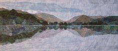 How To Create A Landscape Quilts | Landscape Quilts by Bobbie Sullivan, Quilt Artist, Scituate, MA