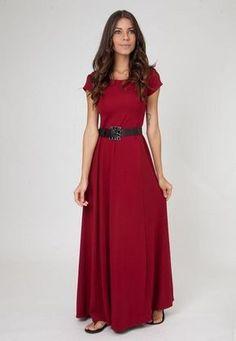 Agulha de ouro Ateliê: Faça um vestido longo de malha, a partir de uma camiseta ou regata