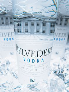 Created in Żyrardów, Poland, and first introduced to North America in Belvedere Vodka represents the pinnacle of the Polish vodka-making tradition. Non Alcoholic Drinks, Beverages, Cocktails, Belvedere Vodka, V Words, Premium Vodka, Legal Drinking Age, Polish Recipes, Polish Food
