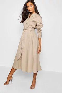 Plus Size Leather Jacket, Leather Jacket With Hood, Midi Shirt Dress, Belted Dress, Dress Up, Long Sleeve Midi Dress, Maxis, Dress Plus Size, Business Casual Dresses