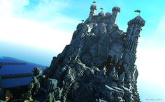 Game of Thrones locations recreated in Minecraft - 11 of 17