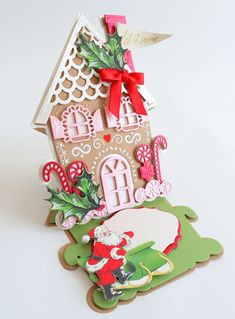 HSN July 14th, 2020 - Product Preview 3 - Anna Griffin Mini Christmas Tree, Christmas Cards To Make, Merry Little Christmas, Christmas Crafts, Christmas Stuff, Christmas Ideas, Italian Christmas, Christmas Decorations, Card Making Kits