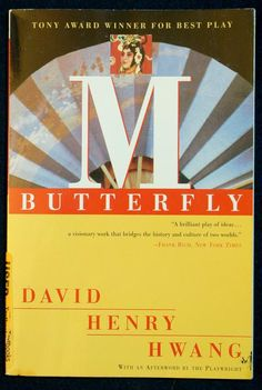 M. Butterfly is a 1988 play by David Henry Hwang loosely based on the relationship between French diplomat Bernard Boursicot and Shi Pei Pu, a male Peking opera singer. Description from imgarcade.com. I searched for this on bing.com/images
