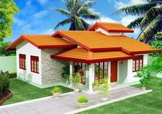 I Will send you the softcopy (pdf) of the house plan. Professionally designed house construction plan for sale. pdf available. Professionally designed house construction prints or pdf for sale. Custom Home Plans, Custom Home Designs, Home Design Plans, Plan Design, Custom Homes, Custom Design, Bungalow House Design, Small House Design, Modern House Plans